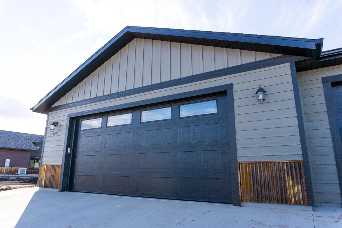 Suburban Standout Garage Diamond Kote 174 Building Products